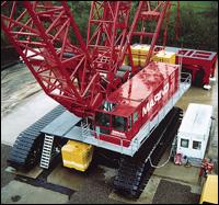 Demag CC 8800 mobile crane