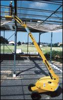 Houlotte aerial work platform