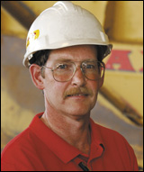 Dave Torkelson, vice president of equipment at TARCO