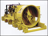McLaughlin McL-48/54 auger boring system