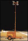 Allmand light tower