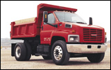 GMC C7500 heavy-duty truck