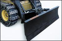 Grouser Products 1300 dozer skid-steer blade attachment