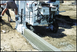 Messinger Curb Fox curb-and-gutter paver