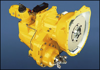 ITL PS760 gearbox