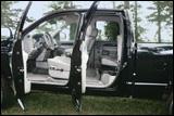 Dodge Ram pickup truck Quad Cab