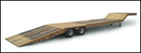 Witzco HT-35 Paver trailer