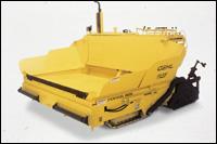 Gehl 1648 Power Box asphalt paver