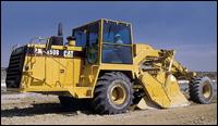Caterpillar RM-350B soil stabilizer/reclaimer