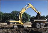 Caterpillar 330C-L crawler excavator