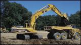 Caterpillar's 330B-L excavator