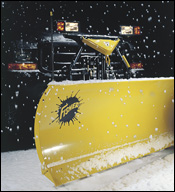Minute Mount 2 snowplow