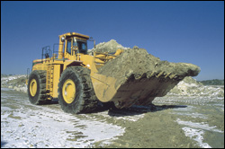 Kawasaki 135ZIV-2 wheel loader