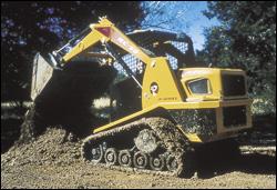 ASV RC-50 compact track loader