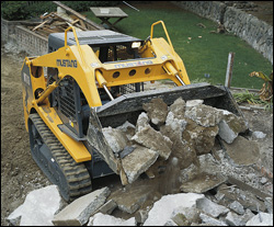 Mustang compact track loader