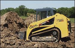 Gehl CTL 60 compact track loader