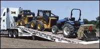 Landoll 400 Series trailer