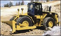 Caterpillar 824G Series II crawler dozer