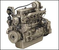 John Deere PowerTech diesel engine