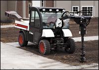 Bobcat Toolcat 5600 utility vehicle