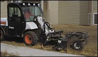 Bobcat soil conditioner
