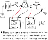 How to Test A Sender Circuit