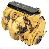 Cat's ACERT Engines Promise To Be Formidable EGR