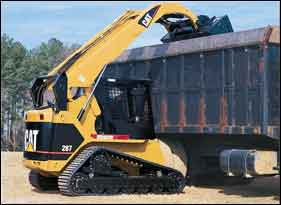 287 Multi Terrain Loader