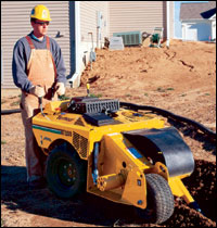 Chain-Drive Innovations Boost Trencher Reliability | Construction