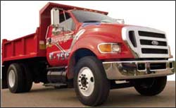 Ford F650/750