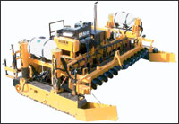 Paving/Finishing Machines For All Concrete Jobs | Construction Equipment
