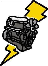 Diesel/Electric Hybrid
