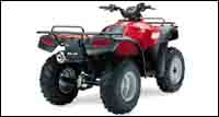 FourTrax Rancher AT