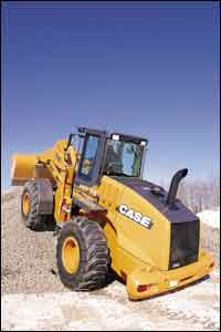 Buying File Gallery: 100- to 200-hp Wheel Loaders | Construction