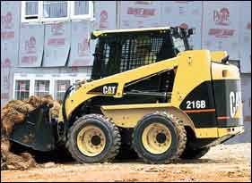 B-Series Caterpillar