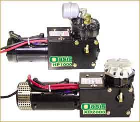 Oasis-Air compressors