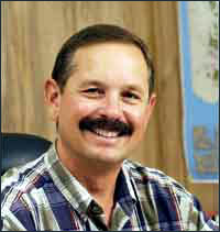 Thad Pirtle, Vice President of Equipment