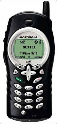 Motorola's i305