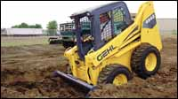 Gehl 40-Series: More Work on Less Fuel | Construction Equipment
