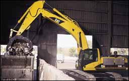 330C MH Demolition Machine