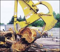 Megabyte excavator attachment.
