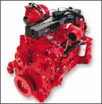 ISC/ISL engine.