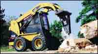 B Series skid-steer and rubber-track loaders