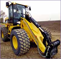 Caterpillar 930G wheel loader