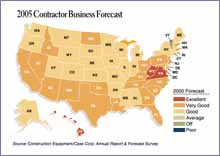 2005 Contractor Business Forecast
