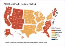 2005 Rental Dealer Business Outlook
