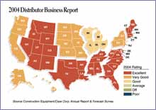 2004 Distributor Business Report