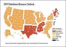 2005 Distributor Business Outlook