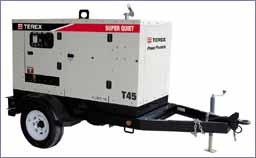 T45 Electric Generator