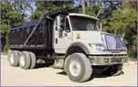 Integrated Dump Truck of 7700